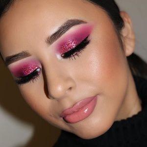 MAC Cosmetics Makeup - MAC Glitter Jar- Fuchsia Hologram